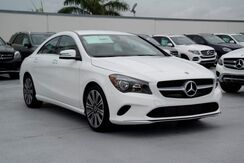 2018_Mercedes-Benz_CLA_250 COUPE_ Cutler Bay FL