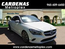 2018_Mercedes-Benz_CLA_250 COUPE_ Harlingen TX