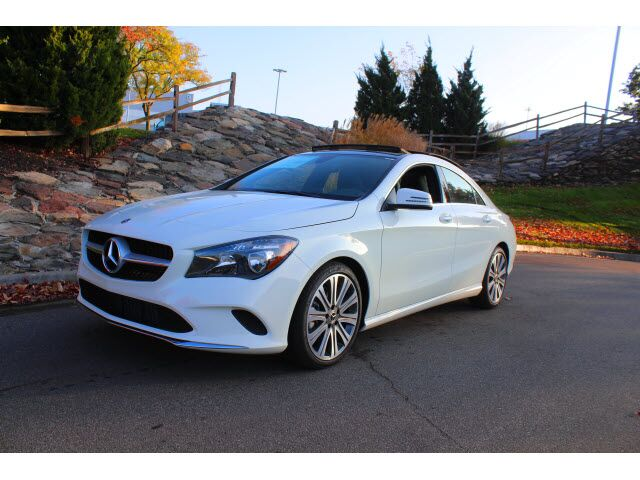 2018 Mercedes-Benz CLA 250 COUPE Merriam KS