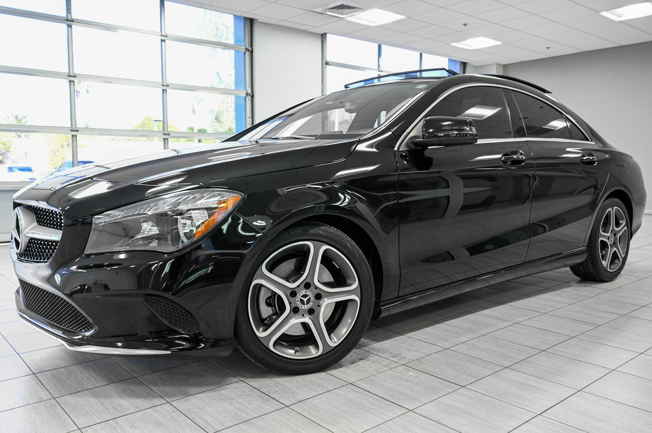 2018 Mercedes-Benz CLA 250 COUPE Peoria AZ