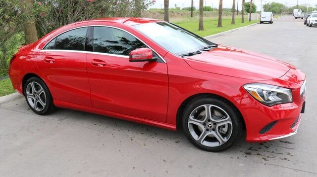 2018 mercedes benz cla 250 coupe san juan tx 23157026 for Mercedes benz in san juan tx