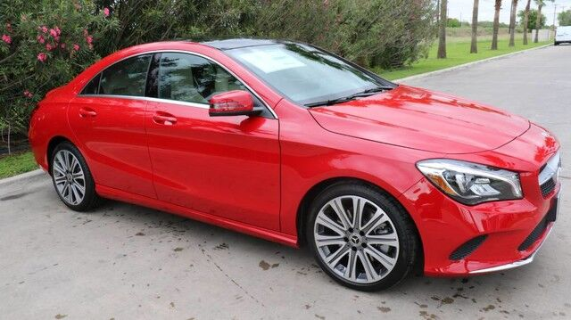 2018 mercedes benz cla 250 coupe san juan tx 23157039 for Mercedes benz in san juan tx
