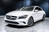 Mercedes-Benz CLA 250 COUPE 2018