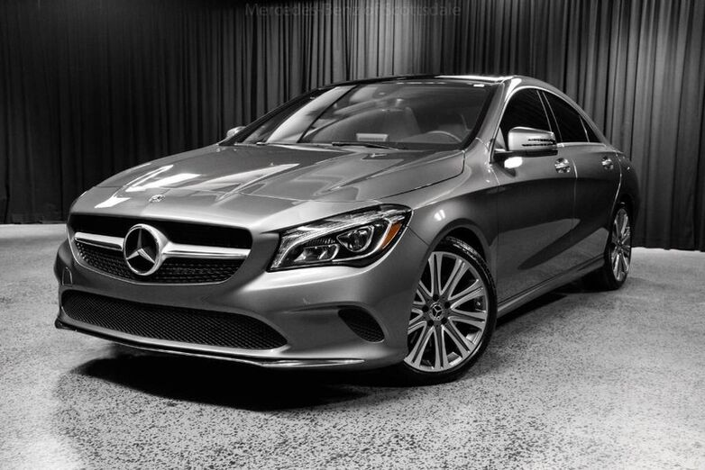 2018 Mercedes-Benz CLA 250 COUPE Scottsdale AZ