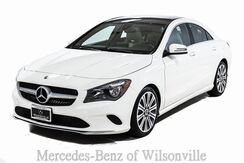 2018_Mercedes-Benz_CLA_250 COUPE_ Portland OR