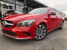 2018_Mercedes-Benz_CLA_250 COUPE_ Yakima WA
