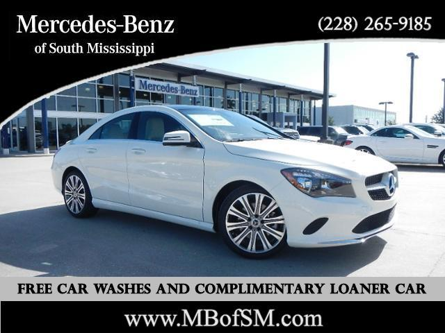 2018 Mercedes-Benz CLA 250 COUPE South Mississippi MS