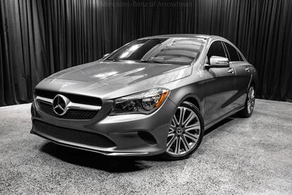 2018_Mercedes-Benz_CLA_250 COUPE_ Peoria AZ