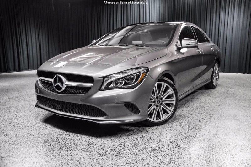 2018 mercedes benz cla 250 coupe scottsdale az 20557024 for Mercedes benz north scottsdale