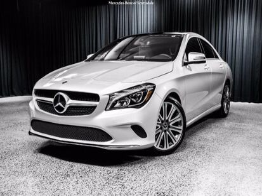 2018_Mercedes-Benz_CLA_250 COUPE_ Scottsdale AZ