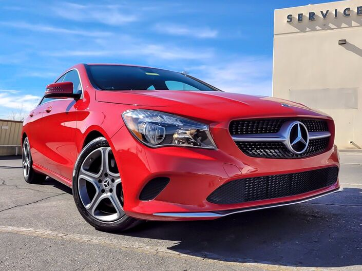 2018 Mercedes-Benz CLA 250 Coupe El Paso TX