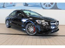 2018_Mercedes-Benz_CLA_45 AMG® Coupe_ Kansas City MO
