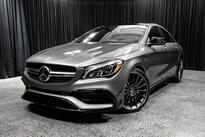 Mercedes-Benz CLA AMG® 45 Coupe 2018