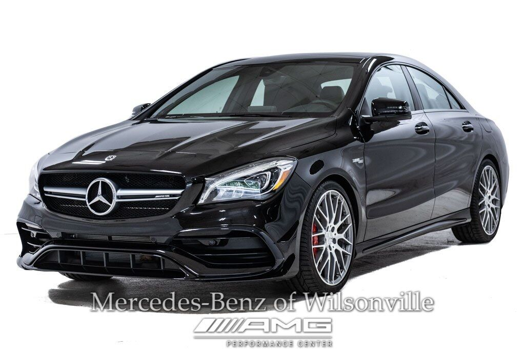 2018 Mercedes-Benz CLA AMG® 45 Coupe