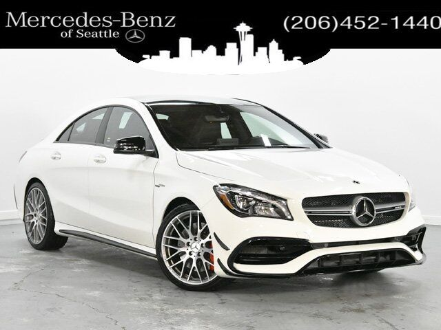 2018 Mercedes-Benz CLA AMG® CLA 45 Coupe Seattle WA