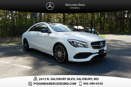 2018_Mercedes-Benz_CLA_CLA 250 4MATIC®_ Salisbury MD