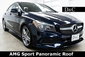 2018_Mercedes-Benz_CLA_CLA 250 4MATIC® AMG Sport Panoramic Roof_ Portland OR