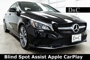 2018_Mercedes-Benz_CLA_CLA 250 4MATIC® Blind Spot Assist Apple CarPlay_ Portland OR