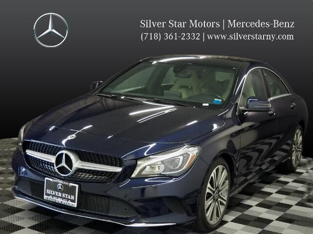 2018 Mercedes-Benz CLA CLA 250 4MATIC® COUPE Long Island City NY