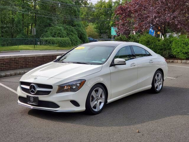 2018 Mercedes-Benz CLA CLA 250 4MATIC® COUPE Morristown NJ