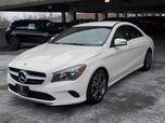 2018 Mercedes-Benz CLA CLA 250 4MATIC® COUPE