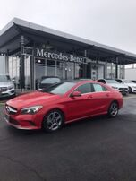 2018 Mercedes-Benz CLA CLA 250 4MATIC® COUPE