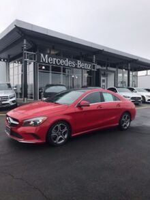 2018_Mercedes-Benz_CLA_CLA 250 4MATIC® COUPE_ Yakima WA