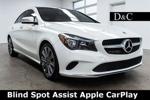 2018_Mercedes-Benz_CLA_CLA 250 Blind Spot Assist Apple CarPlay_ Portland OR