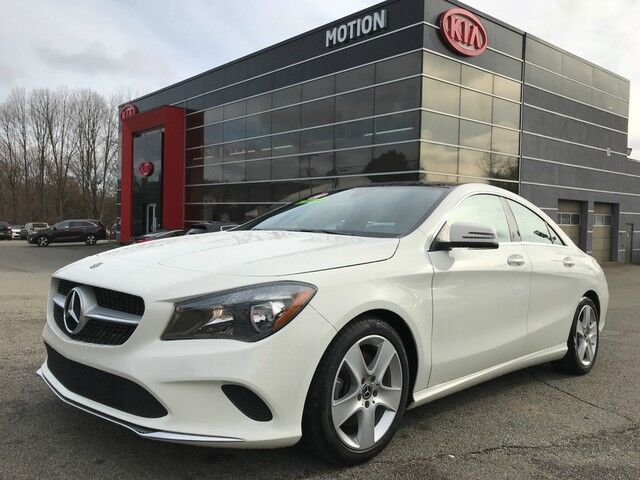 2018 Mercedes-Benz CLA CLA 250 Hackettstown NJ