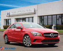 2018_Mercedes-Benz_CLA_CLA 250 COUPE_ Wichita Falls TX