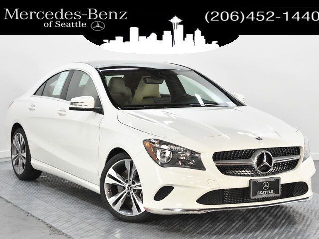 2018 Mercedes-Benz CLA CLA 250 COUPE Seattle WA