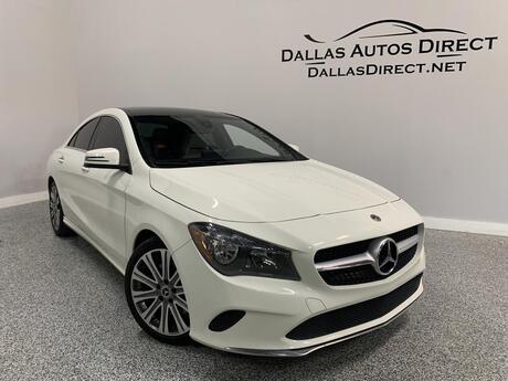 2018 Mercedes-Benz CLA CLA 250 Carrollton  TX