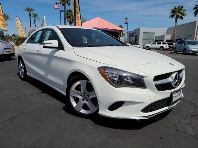 2018 Mercedes-Benz CLA CLA 250 Cathedral City CA