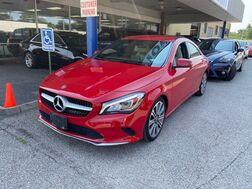 2018_Mercedes-Benz_CLA_CLA 250_ Cleveland OH