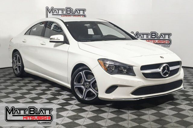2018 Mercedes-Benz CLA CLA 250 Egg Harbor Township NJ