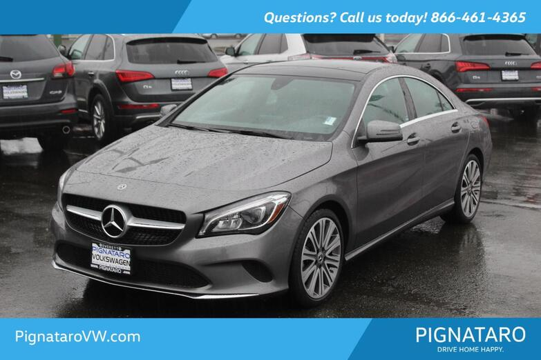 2018 Mercedes-Benz CLA CLA 250 Everett WA