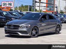 2018_Mercedes-Benz_CLA_CLA 250_ Fort Lauderdale FL