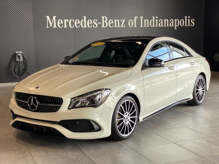 2018 Mercedes-Benz CLA CLA 250 Indianapolis IN