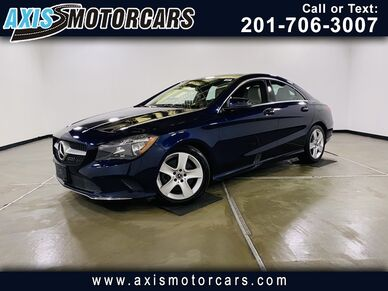 Used Mercedes Benz Cla Jersey City Nj