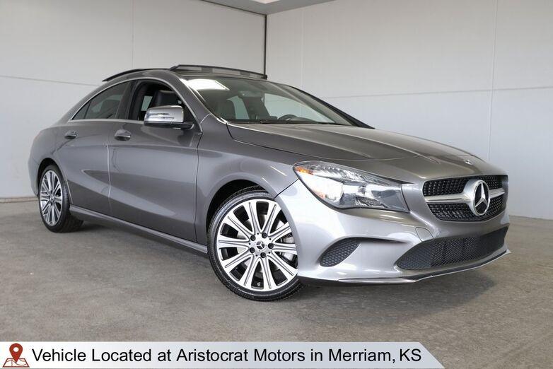 2018 Mercedes-Benz CLA CLA 250 Merriam KS