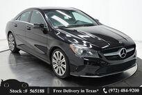 Mercedes-Benz CLA CLA 250 NAV READY,CAM,PANO,HTD STS,BLIND SPOT 2018