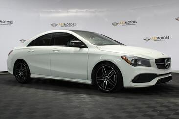 2018_Mercedes-Benz_CLA_CLA 250 Pano Roof, Night Package, Sport AMG, Rear View Cam!_ Houston TX