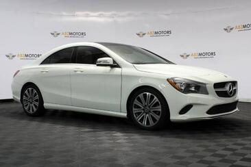 2018_Mercedes-Benz_CLA_CLA 250 Pano,Smartphone Integrated,Nav,RearView Cam_ Houston TX