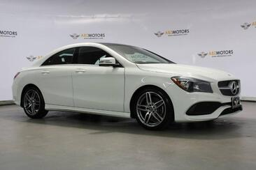 2018_Mercedes-Benz_CLA_CLA 250 Panoramic Roof,RearView Cam,Apple Car Play_ Houston TX