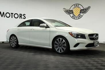 2018_Mercedes-Benz_CLA_CLA 250 Rear View Blind Spot_ Houston TX