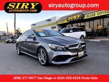 2018_Mercedes-Benz_CLA_CLA 250_ San Diego CA