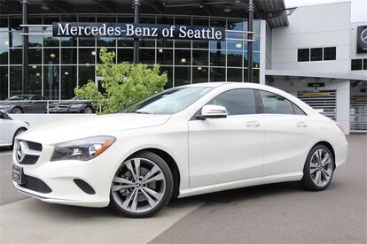 2018_Mercedes-Benz_CLA_CLA 250_ Seattle WA