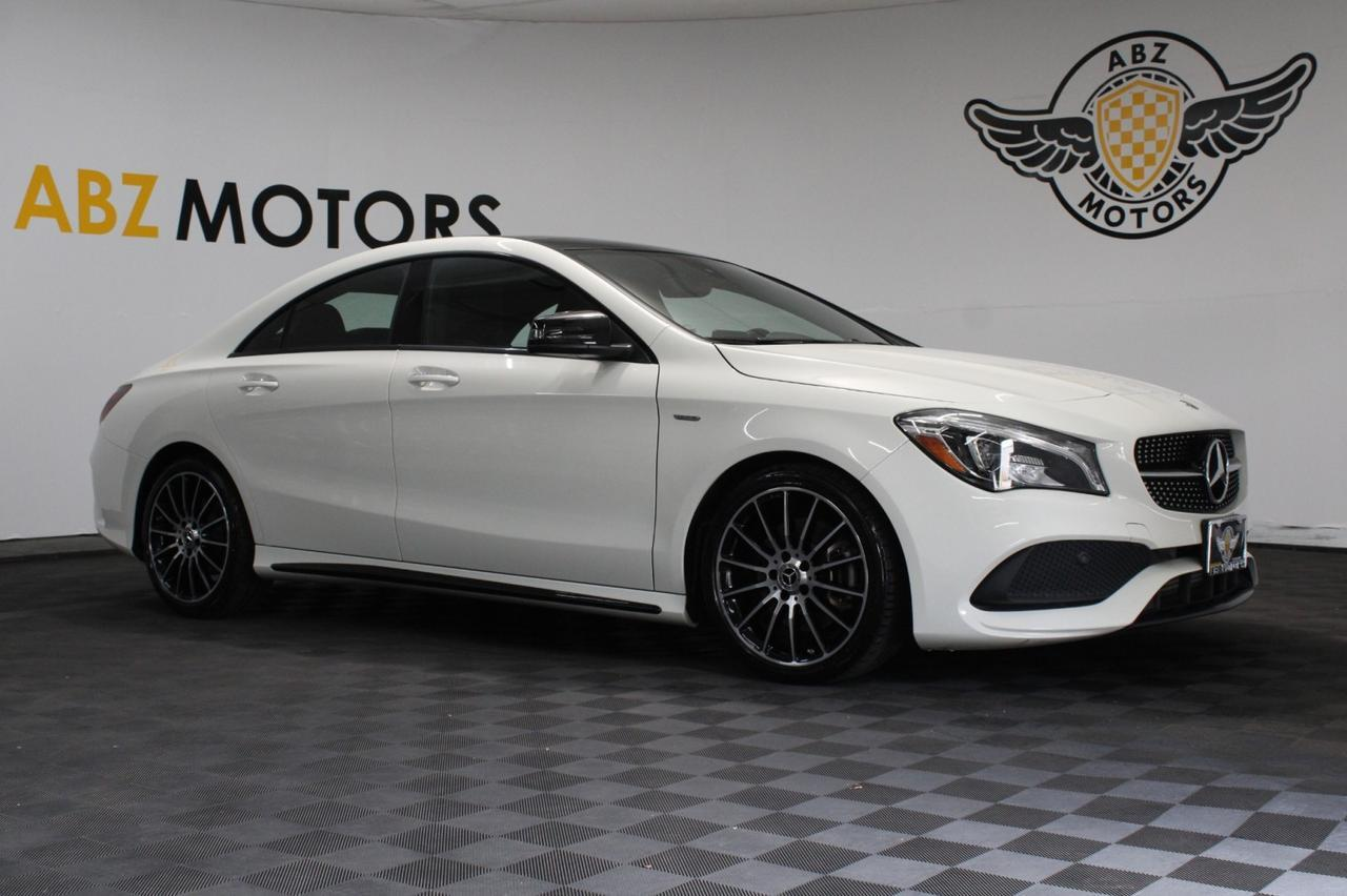 2018 Mercedes-Benz CLA CLA 250 Special Edition Night Pack Sport Pack Pano Roof Houston TX