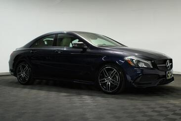2018_Mercedes-Benz_CLA_CLA 250 Sport AMG Night Pack Pano Roof Blind Spot_ Houston TX