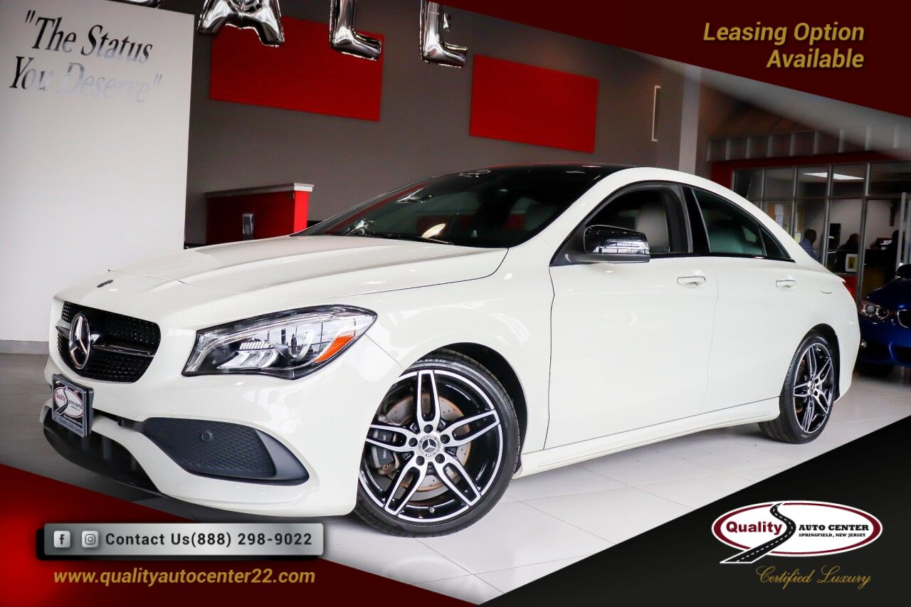 2018 Mercedes-Benz CLA CLA 250 Springfield NJ